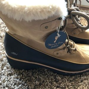 New, JBU Bristol Women's Boot